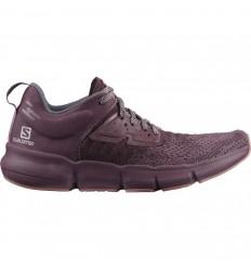 Pantofi alergare femei Salomon PREDICT SOC W Caramiziu