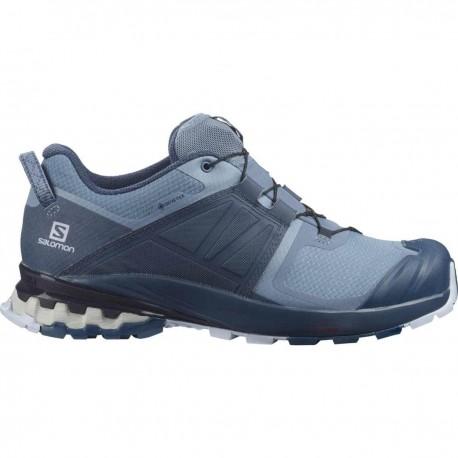 Pantofi alergare femei Salomon XA WILD GTX W Gri
