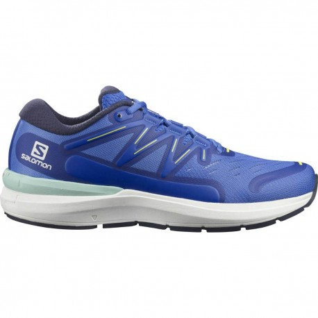 Pantofi alergare barbati Salomon SONIC 4 Confidence Albastru