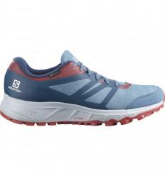 Pantofi alergare barbati Salomon TRAILSTER 2 GTX Albastru