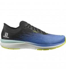 Pantofi alergare barbati Salomon SONIC 4 Accelerate Albastru