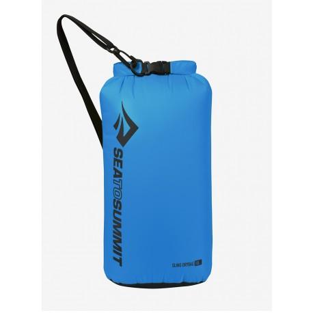Sac impermeabil 10 litri Sea To Summit Sling Dry Bag albastru