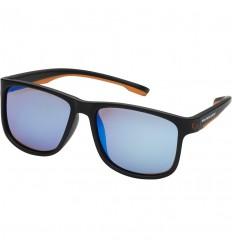 Ochelari de soare polarizati Savage Gear lentila maro, cu toc rigid