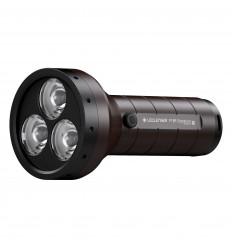 Lanterna Led Lenser P18R Signature, 4500 lumeni, reincarcabila