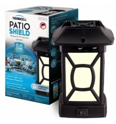 Aparat Lampa antitantari ThermaCell Patio Lantern MR 9W cu 3 pastile