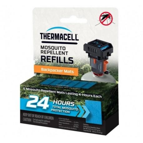 Rezerve Thermacell Backpacker, set 6 buc, protectie 48 h