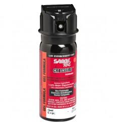 Spray autoaparare piper gel Sabre, 50 grame, cu suport