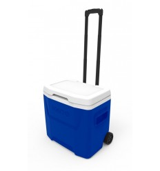 Lada frigorifica Igloo Laguna 28 Roller Blue, volum 26 litri