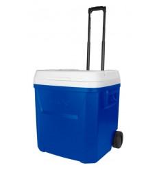 Lada frigorifica Igloo Laguna 60 Roller Blue, volu 56 litri