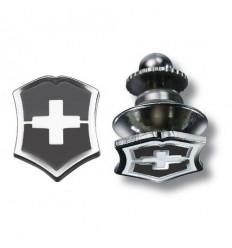 Buton Victorinox metalic negru