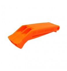 Fluier pentru semnalizare orange cu clip