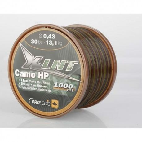 Fir crap 025mm 4,8KG 1000M XLNT HP Camo Pro Logic