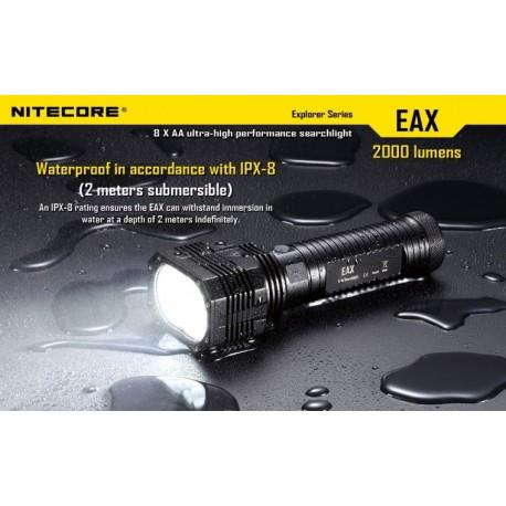 Lanterna LED Nitecore EAX Hammer 2000 lumeni