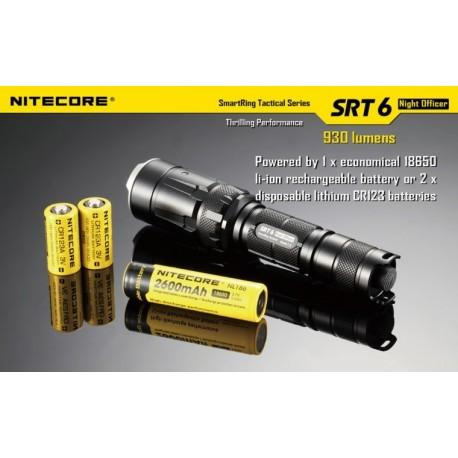 Lanterna LED Nitecore SRT6 Night Officer 930 lumeni