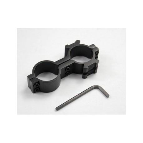 Gun mount ajustabil Nitecore GM04 18 mm