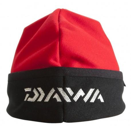 Caciula Daiwa windstopper red-black