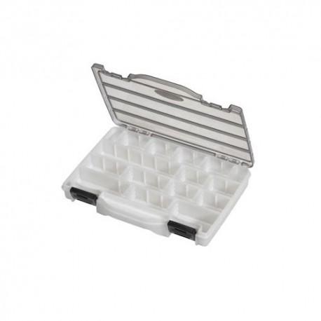 Cutie slim pentru naluci cu compartimente ajustabile 20,5X14,5CM Plastica Panaro