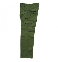 Pantaloni verzi Unisport bumbac