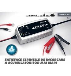 Redresor / incarcator automat acumulatori auto / moto CTEK MXS 7.0