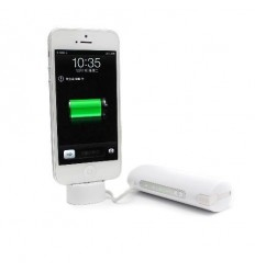 Acumulator iPhone 5 / iPod 2600 mAh A-solar Xtorm AM 409