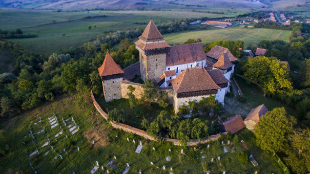 Biserici fortificate din Transilvania – Romania